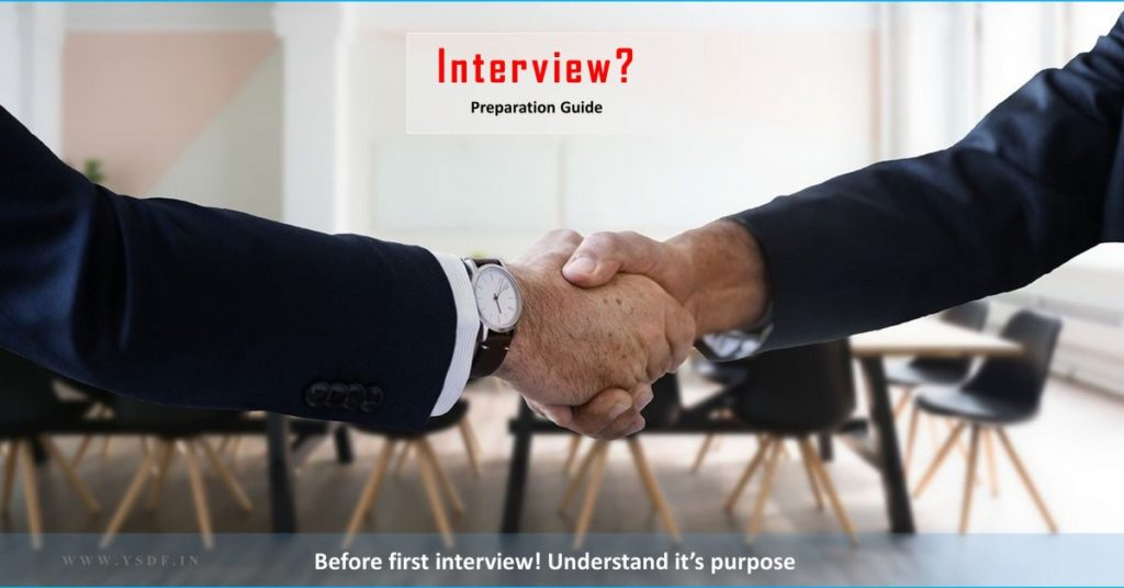 Interview Purpose