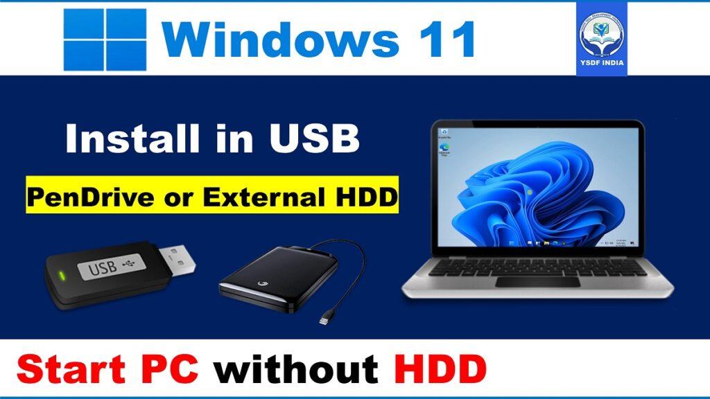 USB boot final 11